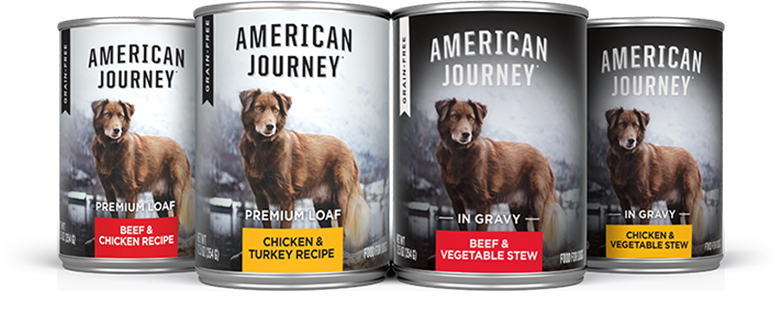 American Journey Grain-Free Chicken and Vegetable Stew
