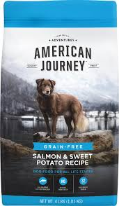 American Journey Salmon & Sweet Potato Recipe Grain-Free