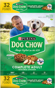 Dog Chow Complete Adult with Real Chicken