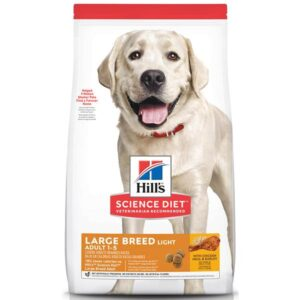 HILLS Science Diet Adult Large Breed Chicken & Barley Recipe