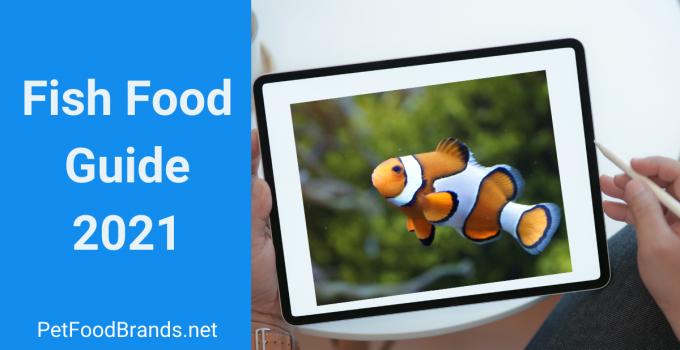 fish food guide 2021