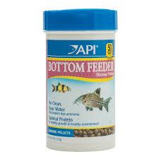 API Sinking Shrimp Pellets Bottom Feeder Fish Food