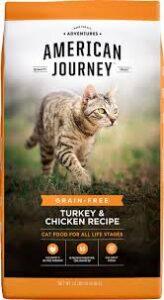 American Journey Turkey & Chicken Recipe Grain-Free