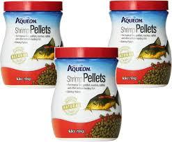 Aqueon Shrimp Pellet Tropical Fish Food