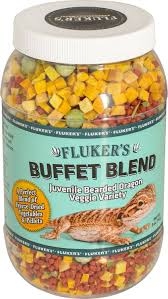 Fluker's Buffet Blend Veggie Variety Juvenile Bearded Dragon Food