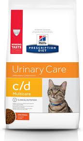 Hill's Prescription Diet c/d Multicare Urinary Care with Chicken