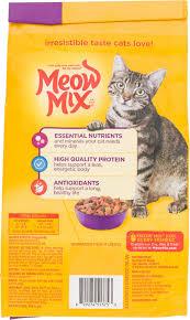 Meow Mix Original Choice Dry Cat Food