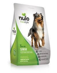 Nulo Freestyle Trout & Sweet Potato Recipe Grain-Free Senior Dry Dog Food