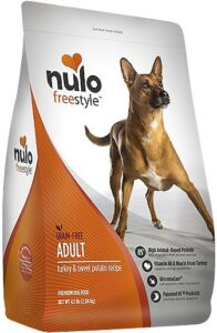 Nulo Freestyle Turkey & Sweet Potato Recipe Grain-Free Adult Dry Dog Food