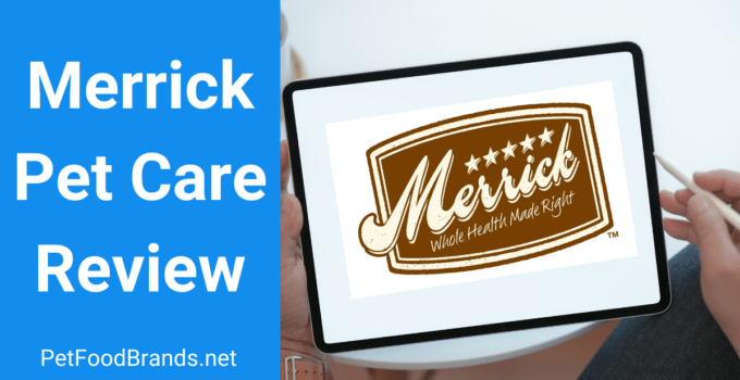 Merrick Pet care review
