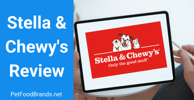 STELLA AND CHEWYS RAW FOOD REVIEW