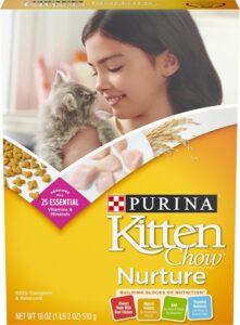 Purina Kitten Chow Nurture Dry Cat Food