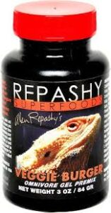 Repashy Superfoods Veggie Burger Gel Premix Reptile Food