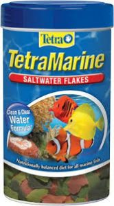 TetraMarine Saltwater Flakes Marine Fish Food