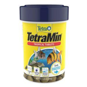 TetraMin Tropical Tablets Bottom Feeder Fish Food