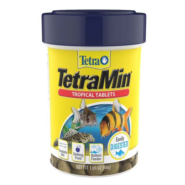 TetraMin Tropical Tablets Bottom Feeder Fish Food
