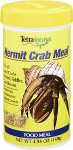 Tetrafauna Hermit Crab Meal Land Crab Food