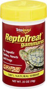 Tetrafauna ReptoTreat Gammarus Turtle, Newt & Frog Treats