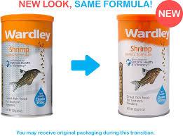 Wardley Shrimp Pellets Formula Bottom Feeder Fish Food