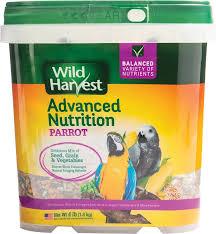 Wild Harvest Advanced Nutrition Parrot Food