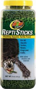 Zoo Med Repti Sticks Floating Aquatic Turtle Food