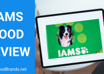 IAMS FOOD REVIEW