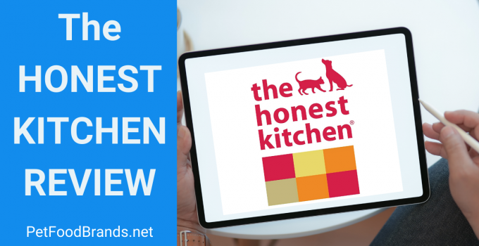 The honest kitchen review