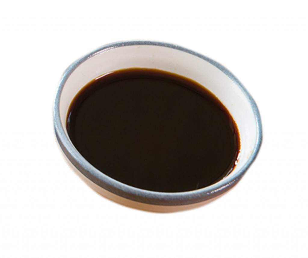 Soy sauce for dog