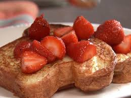 French toast for dog