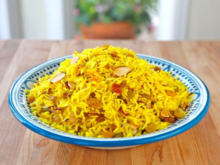 Can my dog eat saffron rice